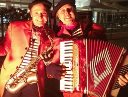 Accordion Players For Hire - Rock Bands Musicians Singers